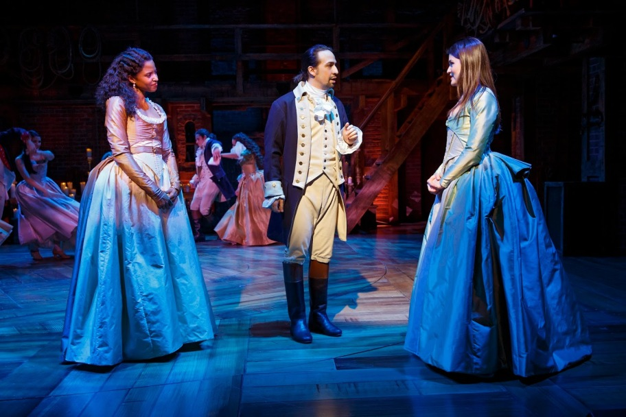 Image result for photos of alexander and Betsy hamilton and